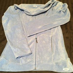 Oakley zip up fleece
